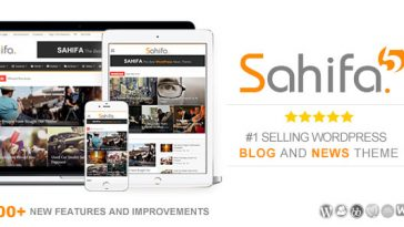 Shahifa-theme-wordpress-free-download